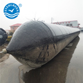 Qingdao marine rubber launching lifting airbags for tugboat