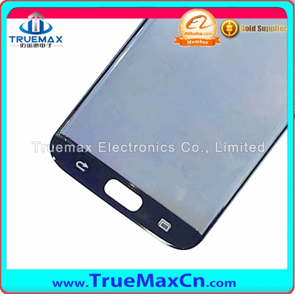 Wholesale Factory Touch Screen for Samsung Galaxy S7 Edge Digitizer Glass With Polarized Light