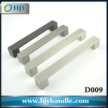 High quality Casting metal accessories black metal drawer handles