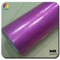 TSAUTOP new style purple glossy metallic pearl car wrapping foil with Rohs