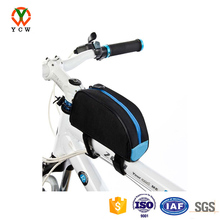 high quality outdoor sport travel bike frame top tube bicycle front handlebar bag