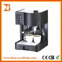 High Quality italy pod cappuccino espresso coffee machine