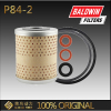 P84-2 oil filter manufacturers china 1557376