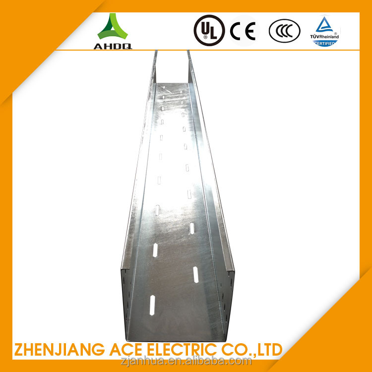 Standard Perforated Cable Tray Sizes Fast Supplier In China