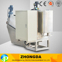 24 Hours Automatic Filter Press for Aerobic Sludge