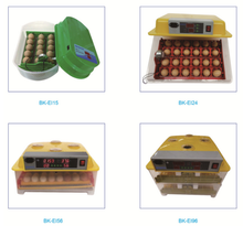 12 months warranty small 32 eggs automatic love bird eggs incubator for sale