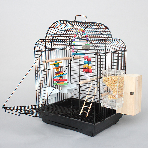 Hot sale factory supply steel parrot cage