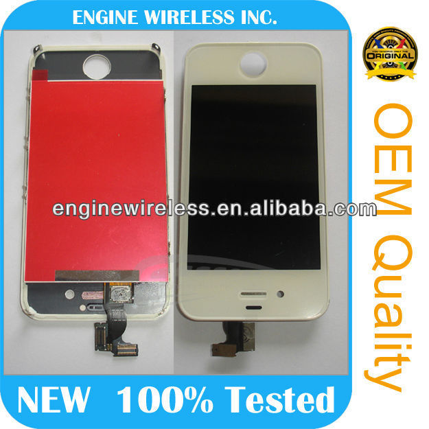 factory refurbished lcd repairment for iphone 4s