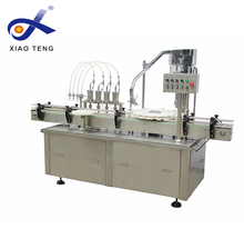 Automatic liquid filling machine price mineral water filling machine