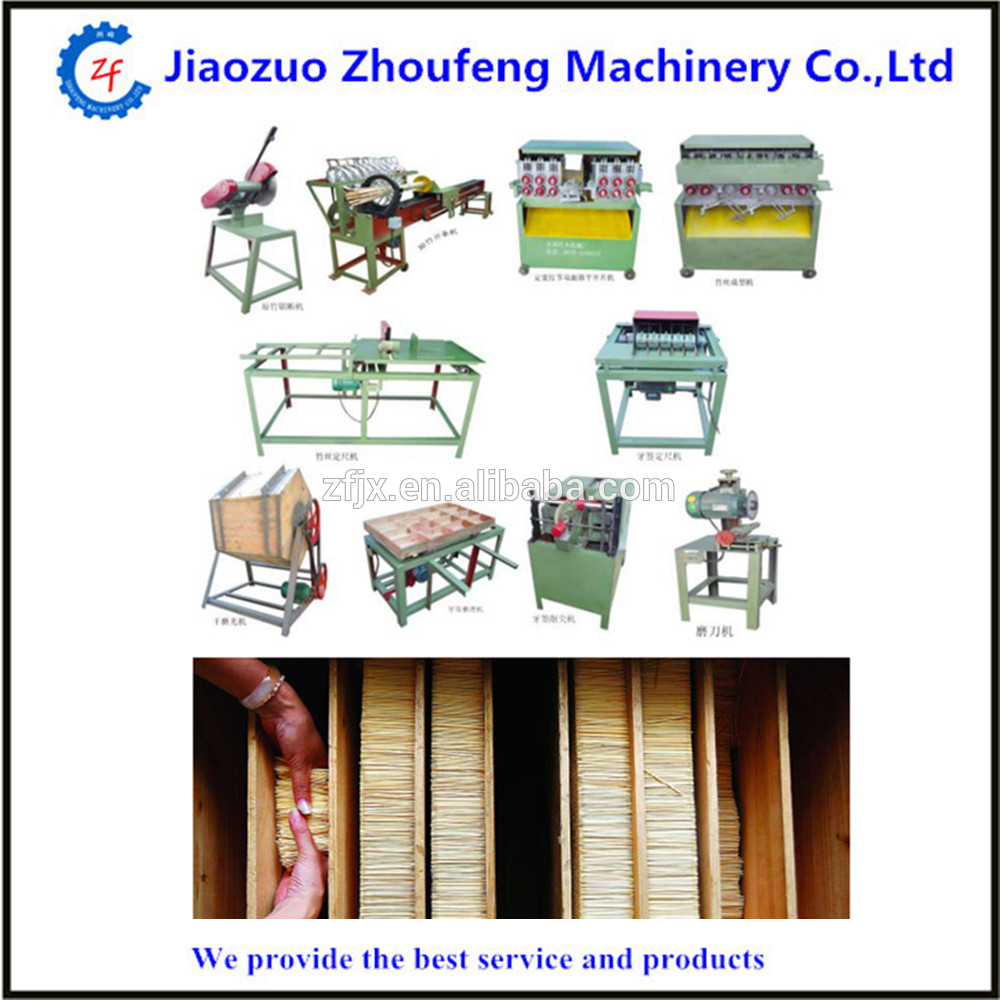 Professional semi-automatic wooden toothpick making machine tooth picks forming manufacturing machine