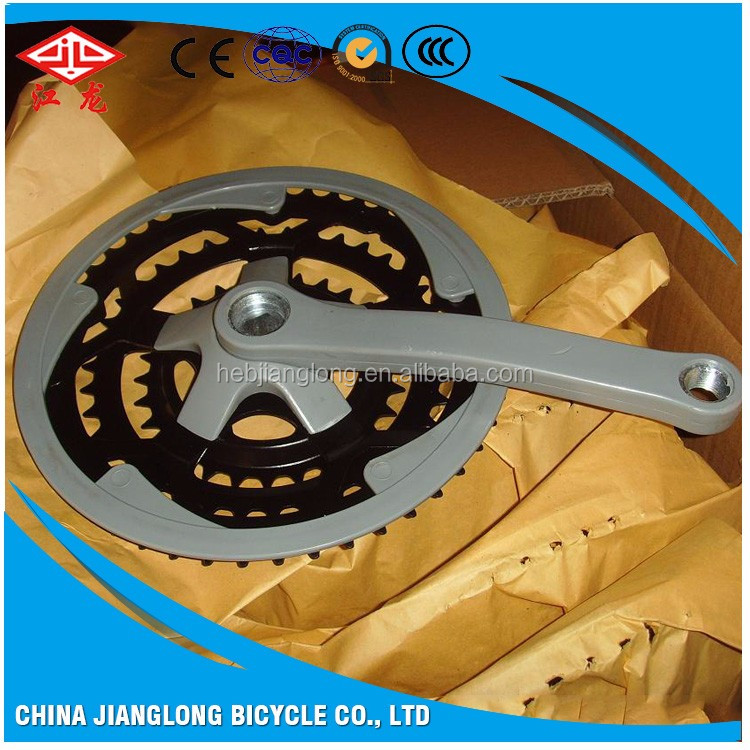 Top Quality Bottom Price three speed bicycle chainwheel and crank LP-111