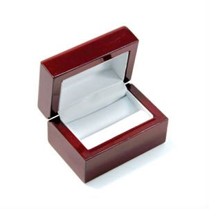 Rosewood Leather Jewelry Boxes All Sizes