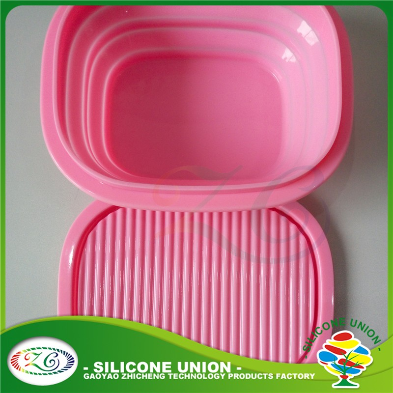 Original And Wonderful Designed Free Silicone Lunch Box