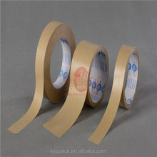 water activated reinforced kraft paper gummed tape