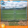 American good quality rubber coated chain link fence 8 foot tall