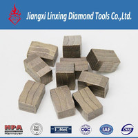 A Grade Diamond Segments for Granite Cutting Ming Tools
