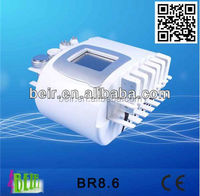 Medical Device 2014 Lipolaser Cavitation RF home use machine BR8.6