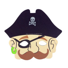 Rhode Island Novelty Foam Pirate Masks Halloween