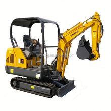 new mini trench crawler digger W218