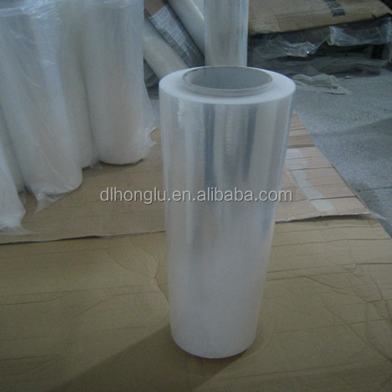 Factory!!! Wrapping Plastic Roll shrink LLDPE stretch film for greenhous