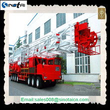 high quality API ZJ40/2250CZ Truck-mounted Drilling Rig