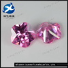 Xiangyi Brand High Quality Raw/ Product Cinquefoil Shape Pink Brazil Semi Precious Stones
