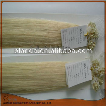 buy wholesale direct from china hair extension with ceratin