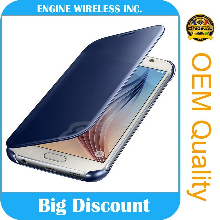 pc case mobile phone flip cover for samsung galaxy s4 case