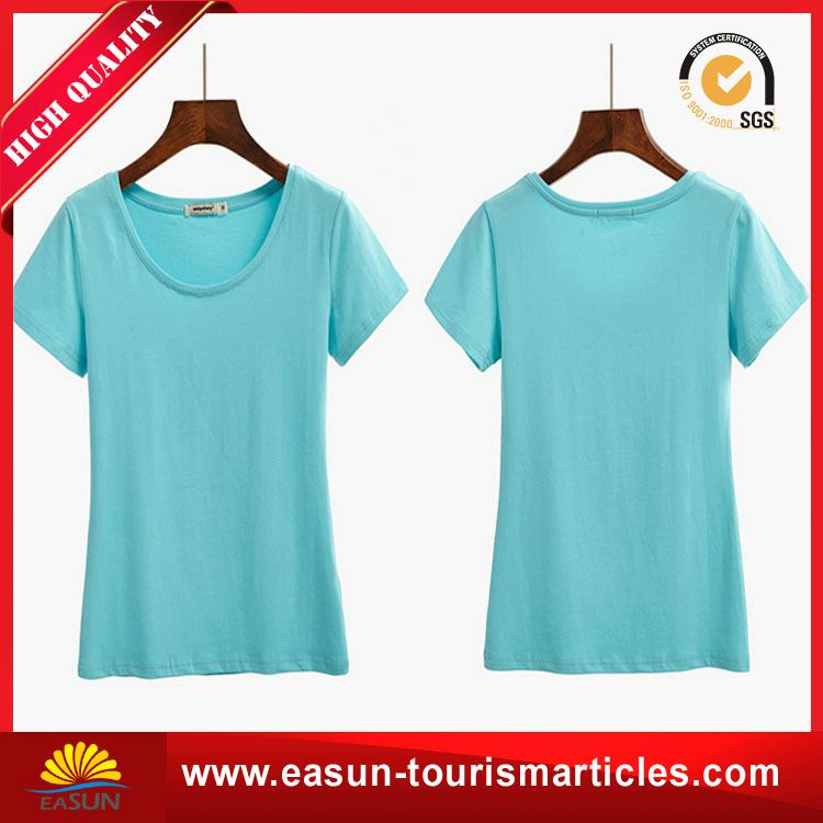 professional quality Korean t shirt custom t-shirt printing sun wear t-shirt