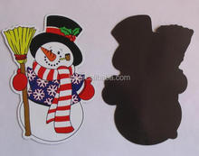 Wholesale custom design snowman fridge magnet