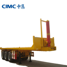 CIMC 20 ft Container tipper trailer