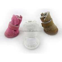 JML China wholesale winter dog boots for small breed dog product for sale pet boots