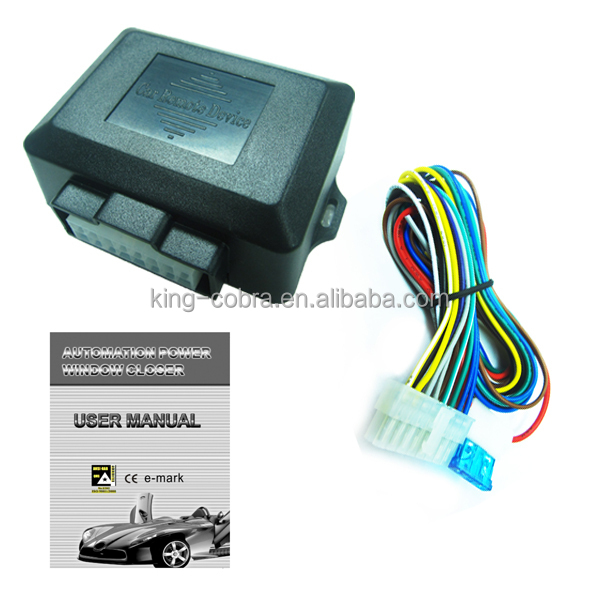 Hot selling OEM for 2 door car automatic power window closer