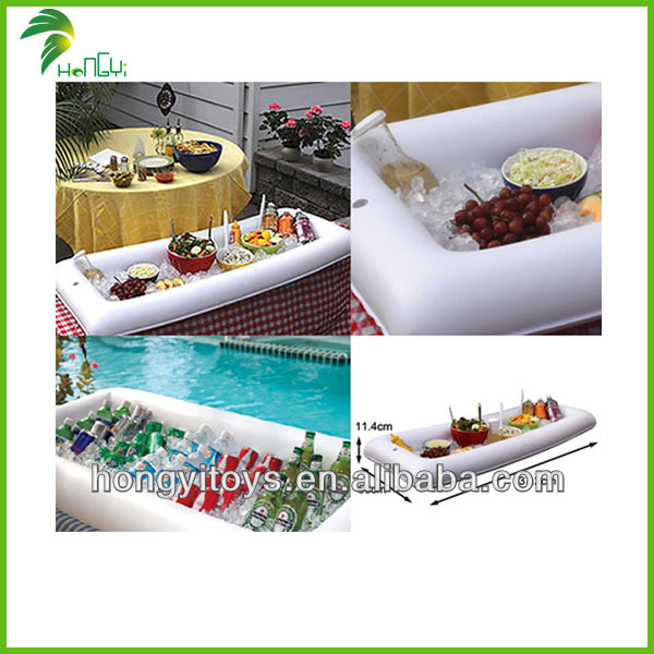 Guangzhou High Quality Advertising Inflatable Ice Salad Bar