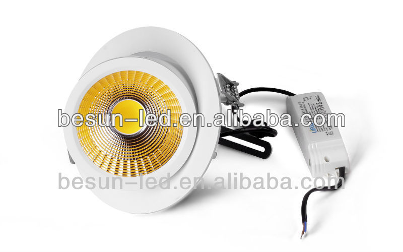 New Nefil high lumen cob led gimbals light 10w