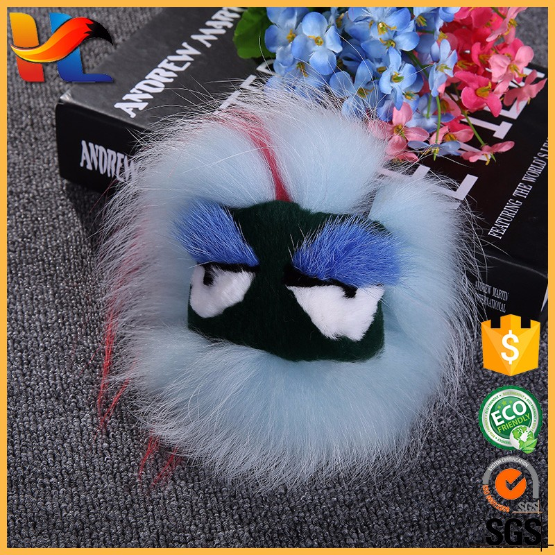 2017 most popular wind up toys Halloween wholesale fur decorations