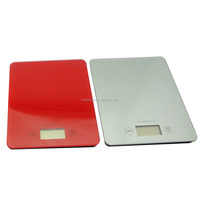 scale weight pads with square platform for food, fruit, vegetable