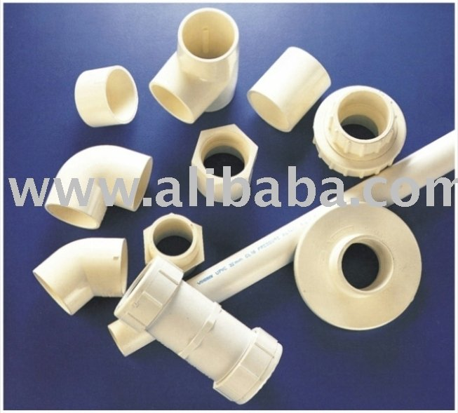 Upvc Pressure Plastic Pipe and fittings