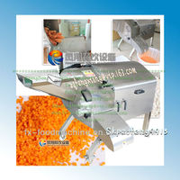 stainless steel sweet potato dicing machine for food processing industry