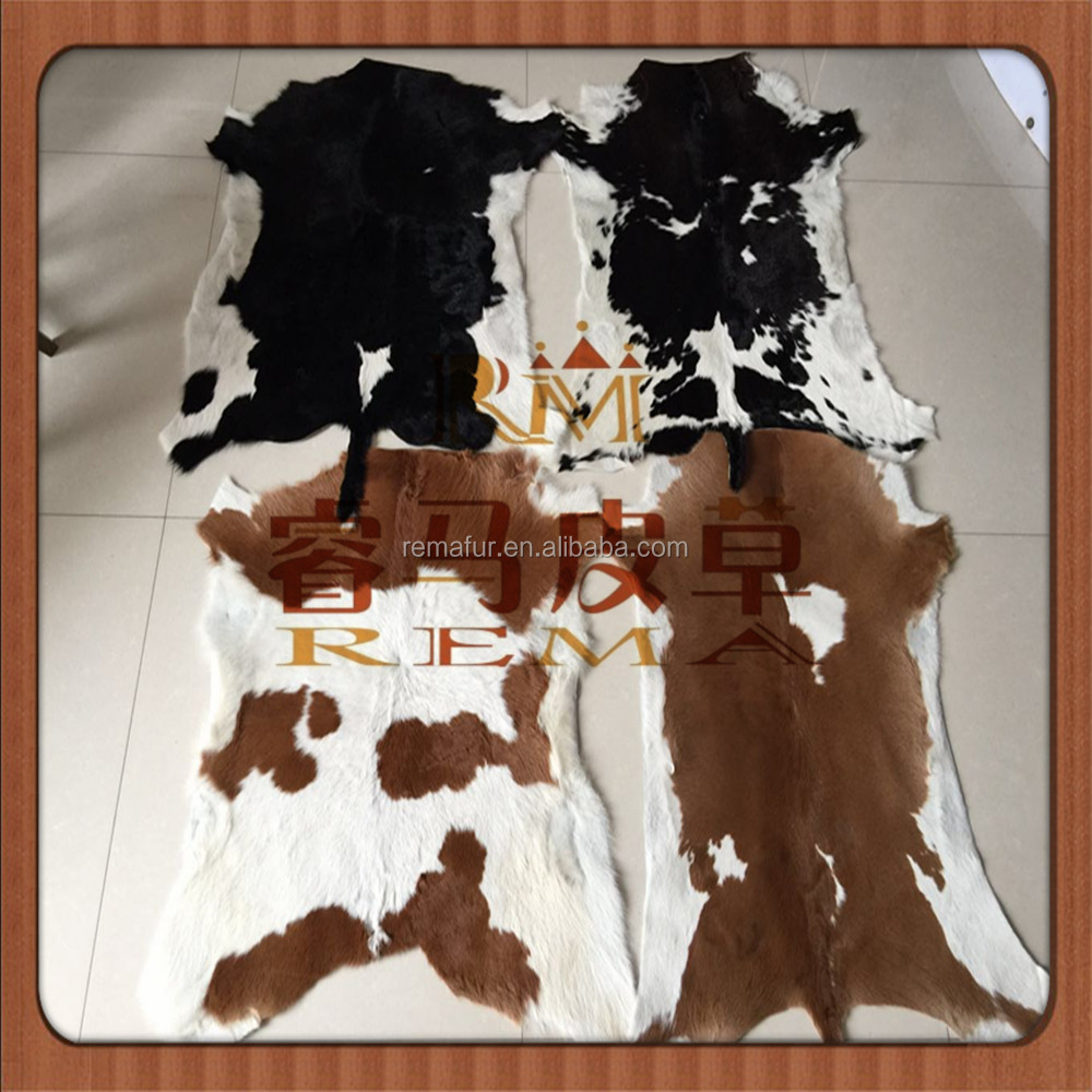 Cow Skin Rug Animal Raw Hide and Skins