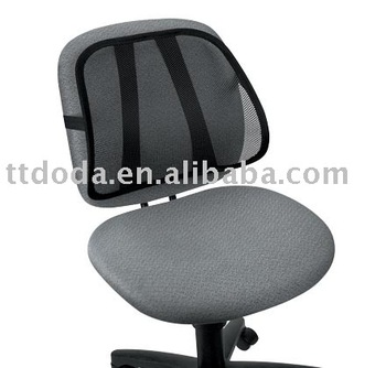 mesh lumbar chair supports