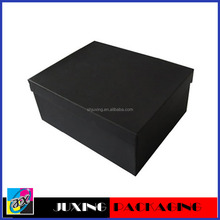 2014 Wholesale Recycled Custom Paper Shoe Box Design with handle