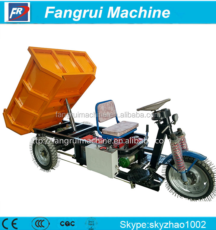 electric delivery tricycle with professional manufacture for export