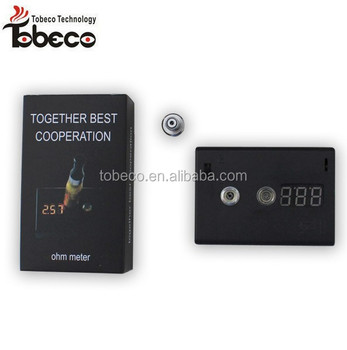 Tobeco wholesale ohm meter with high quality best price ohm meter fast delivery ohm meter
