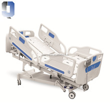 JQ-920 Electrically and pneumatically operated Intensive Care Unit Bed ICU bed for emergency/OT/Wards