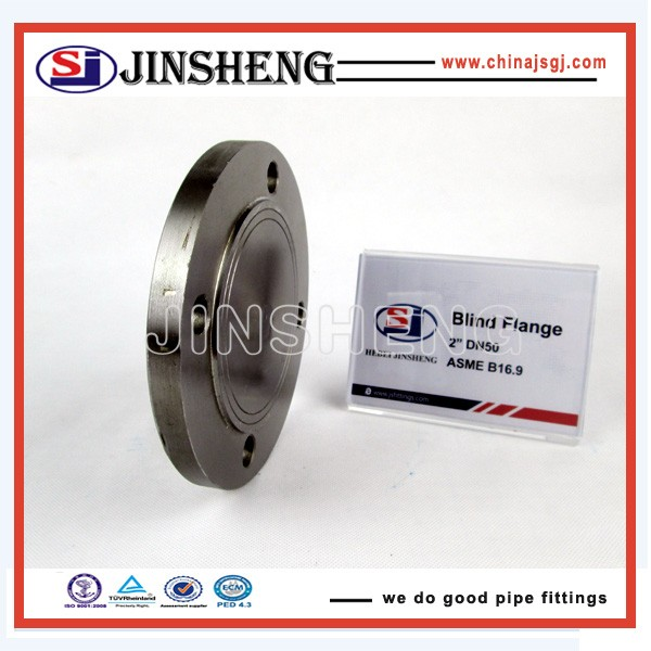 high quality ansi blind flange class 1500 rtj