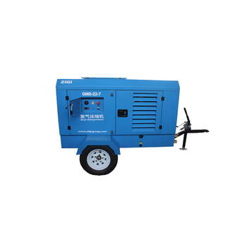 750cfm diesel air compressor