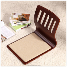 TDT-209-1 HOT SELLING BENTWOOD WITH FABRIC SEAT Japanese Tatami TATAMI CHAIR FLOOR CHAIR DINING CHAIR