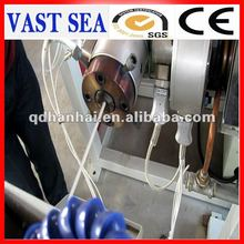 plastic silicon core telecom pipe making machine