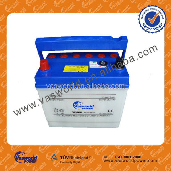 Excellent battery for 12v60ah with good price rechargeable battery
